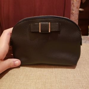 Coach Bow Cosmetic Bag